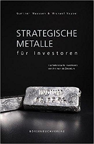 Strategische Metalle für Investoren