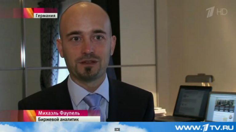 im russischen TV