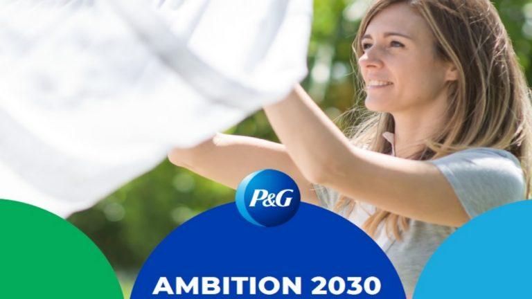 Ambition 2030 P&G